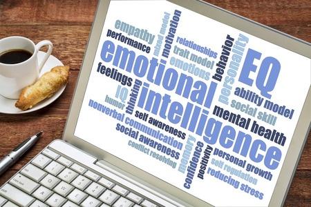 Laptop: Emotional intelligence training
